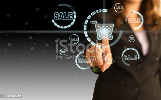 629776586 istock photo Online shopping concept 1195204083