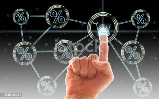 629776586 istock photo Online shopping concept 1195239451