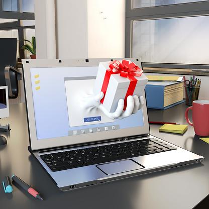 온라인 쇼핑 컨셉입니다 3차원 형태에 대한 스톡 사진 및 기타 이미지