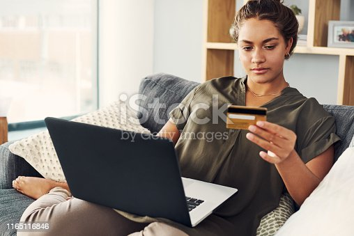 istock Online shopping is on the rise 1165116846