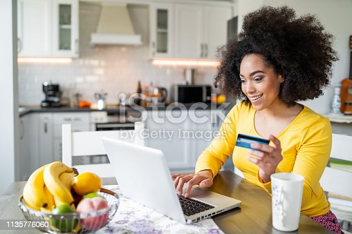 822557072 istock photo Online shopping 1135776060