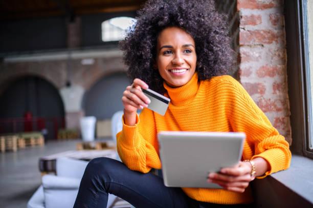 online-shopping - bestellen stock-fotos und bilder