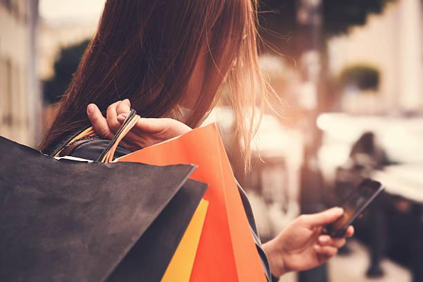 Online-shopping  – Foto