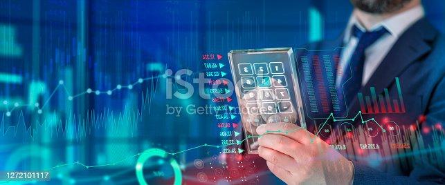 Stock Market and Exchange, Stockbroker, Stock Certificate, Buying, Selling
