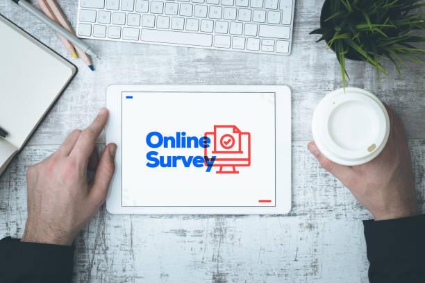 Online-Umfrage-Konzeption – Foto