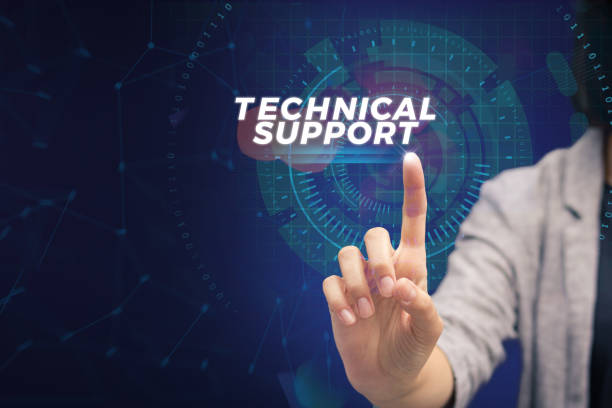 Online technical support.