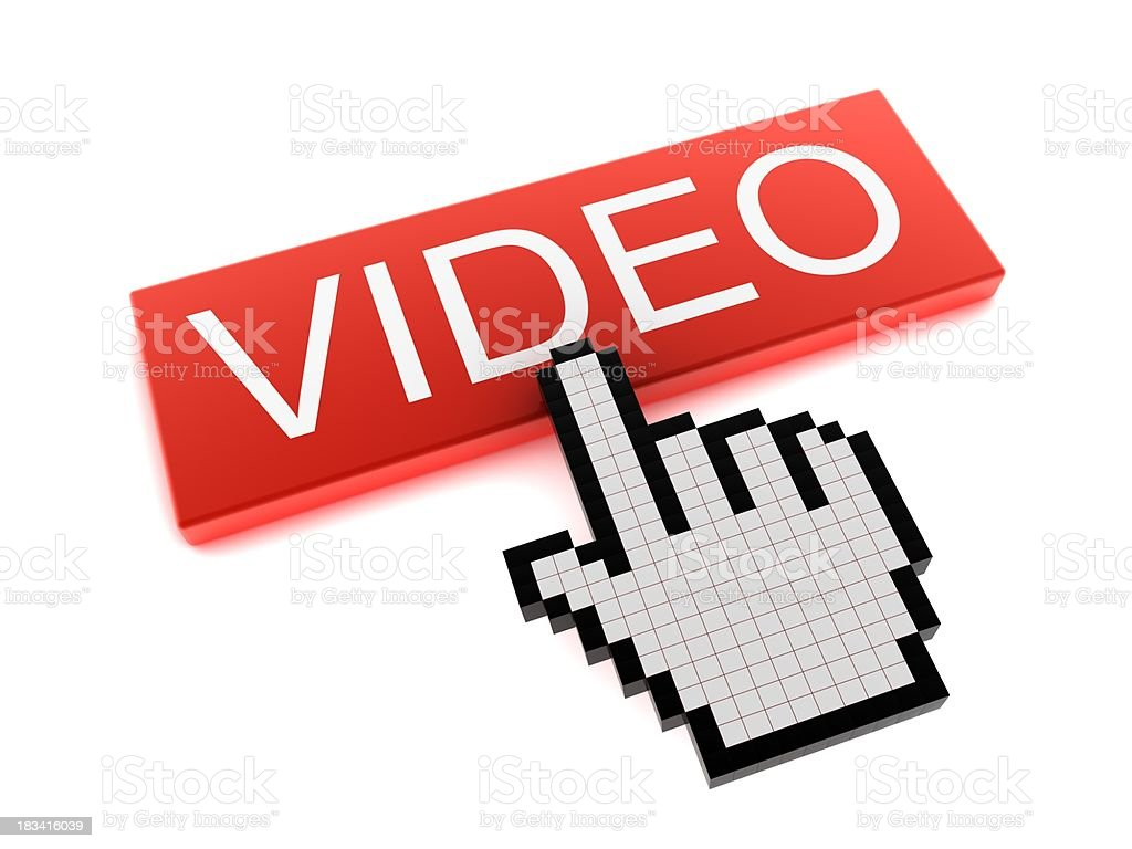 Online Video royalty-free stock photo