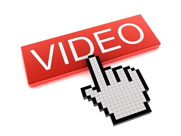 online-videos - maus video stock-fotos und bilder