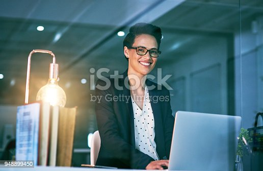 637233964istockphoto Only ambition will take you to the top 948899450