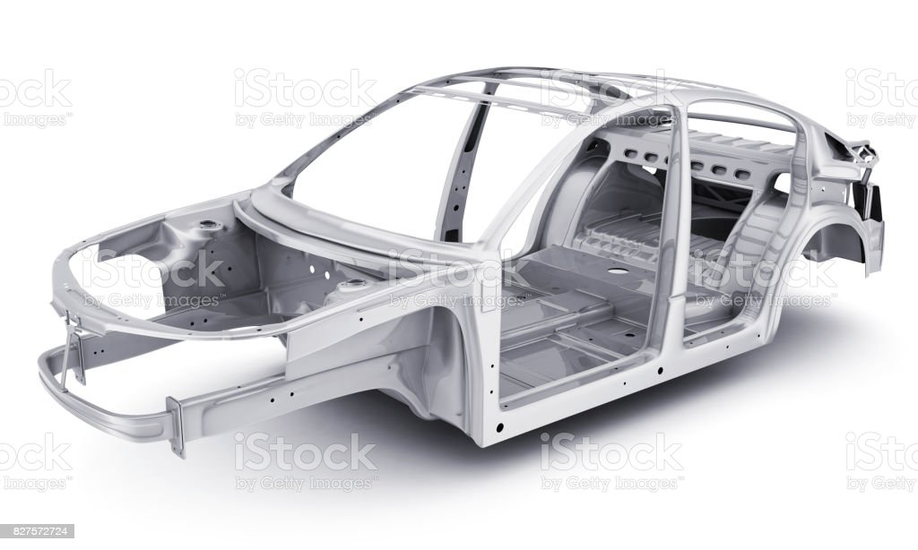Only body car stock photo