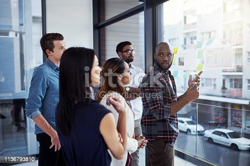 496441730istockphoto Only by working together we can achieve our definitive goals 1136793810