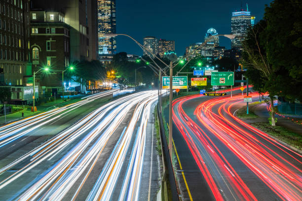 Best Boston Traffic Stock Photos, Pictures & Royalty-Free Images