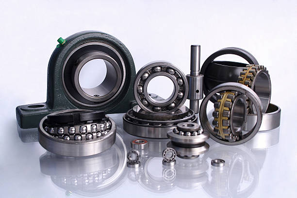 Only quality!Bearings stock photo