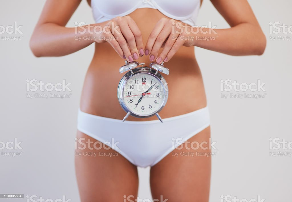Only time will tell stock photo