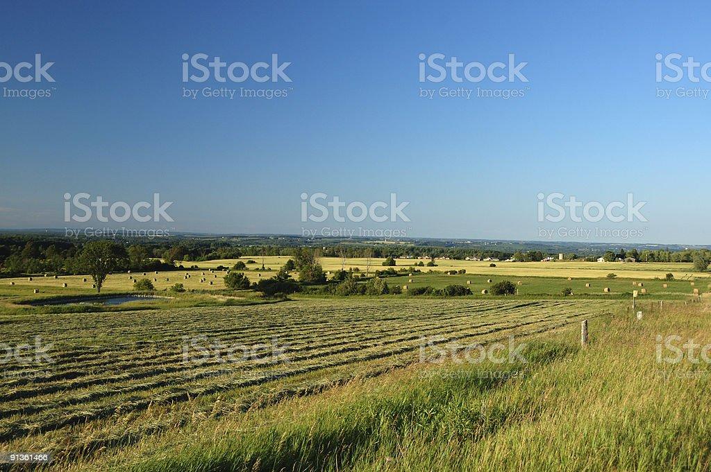 Ontario scenic stock photo