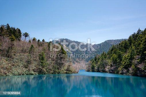 Name: Onumaike Pond Country: Japan Location: Yudanaka - Nagano - Shiga Kogen
