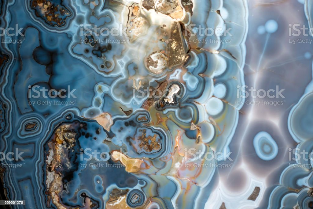 Onyx crystals structure and texture stock photo