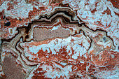 Onyx marble,blue,orange, yellow, red, green, brown,Beijing,China ,Asia