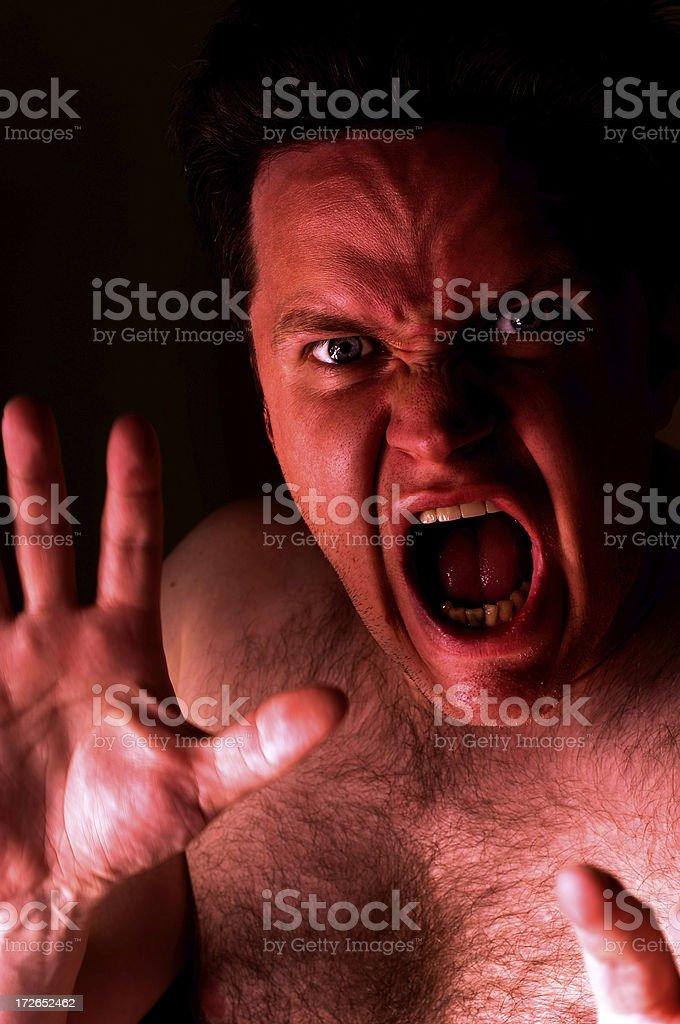 Ooh!! Scary stock photo