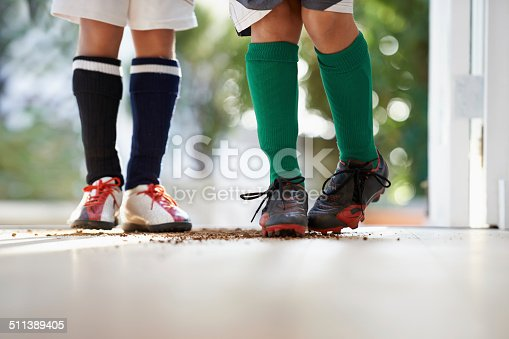 Cropped shot of two boys in sports clothing standing in a doorwayhttp://195.154.178.81/DATA/shoots/ic_783804.jpg