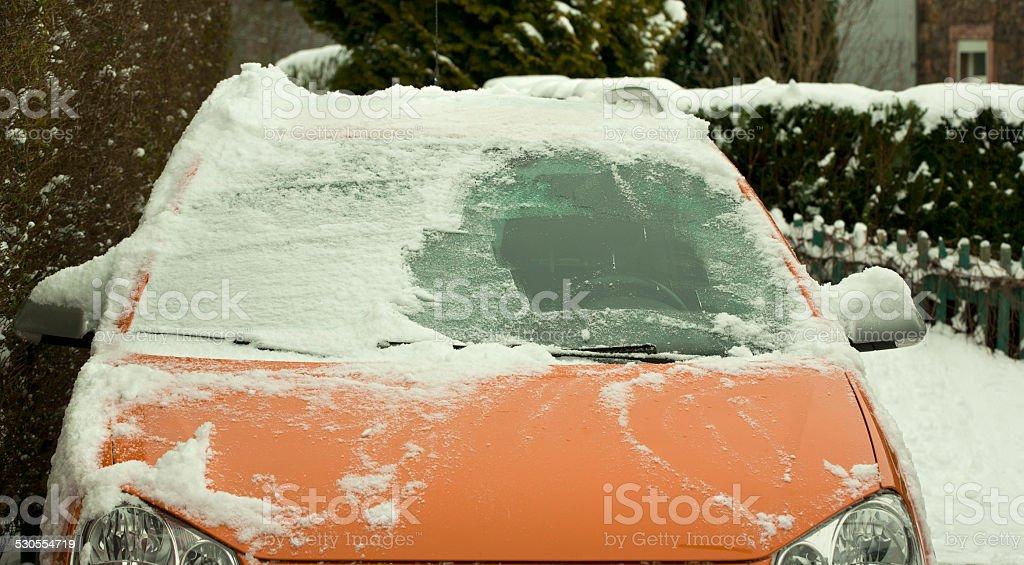 opaque car window stock photo