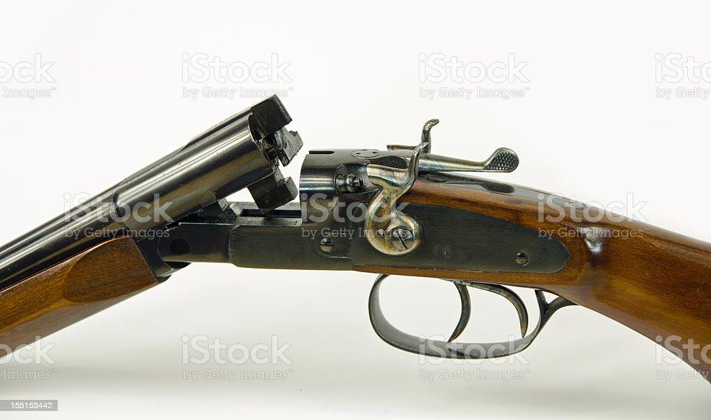 Open 410 Shotgun Stock Photo - Download Image Now - iStock