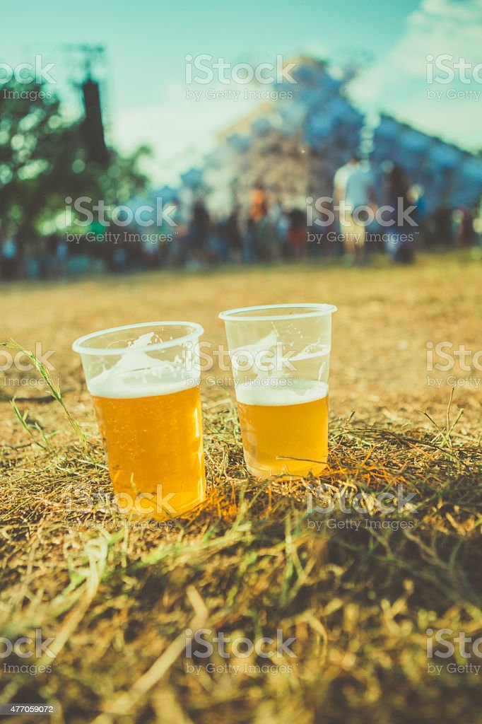Open Air Music Concert Stock Photo - Download Image Now - iStock