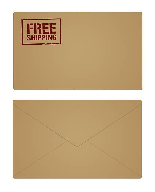 offenen und geschlossenen briefumschlag - einladungskarten kostenlos stock-fotos und bilder