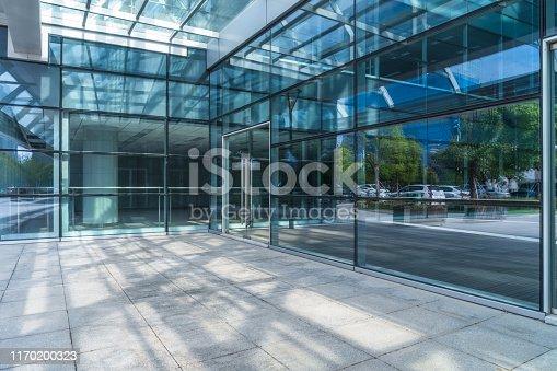 Lujiazui, Window, Building Exterior, Entrance, Construction Industry