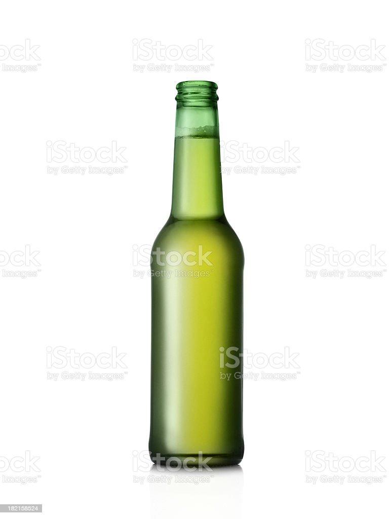 Offene Bier Flasche Isoliert Auf Weiss Stock-Fotografie und mehr ...