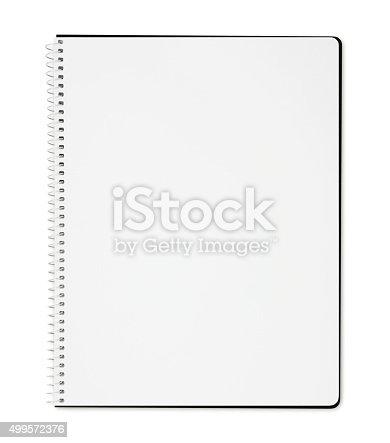 Open Spiral Notebook Open Blank Spir...
