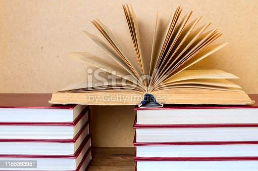 istock open book in hardcover 1155393951