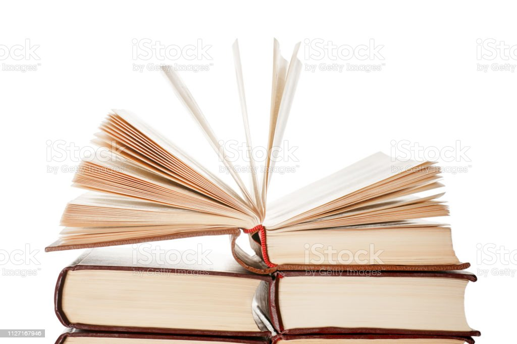 Photo Libre De Droit De Livre Ouvert Sur Le Dessus De La