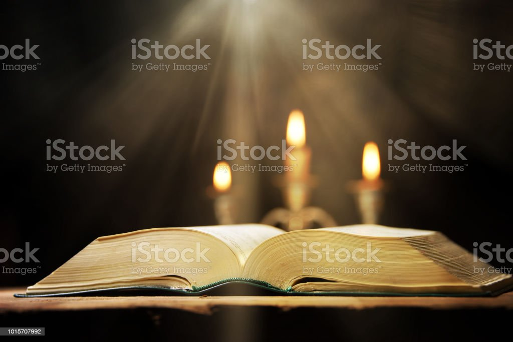 Open Book Stock Photo & More Pictures of Abstract - iStock