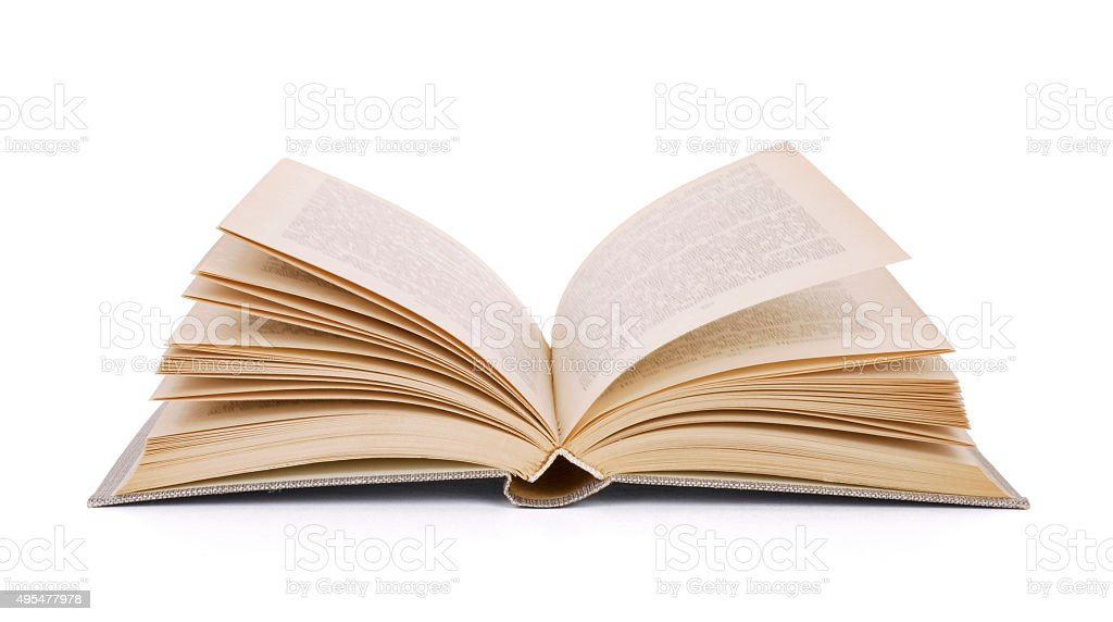Open Book Stock Photo Download Image Now Istock