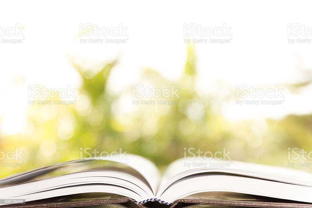 open Buch – Foto