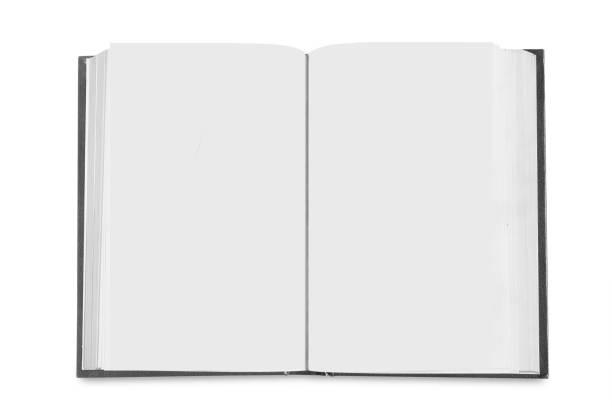 Livro aberto - foto de acervo
