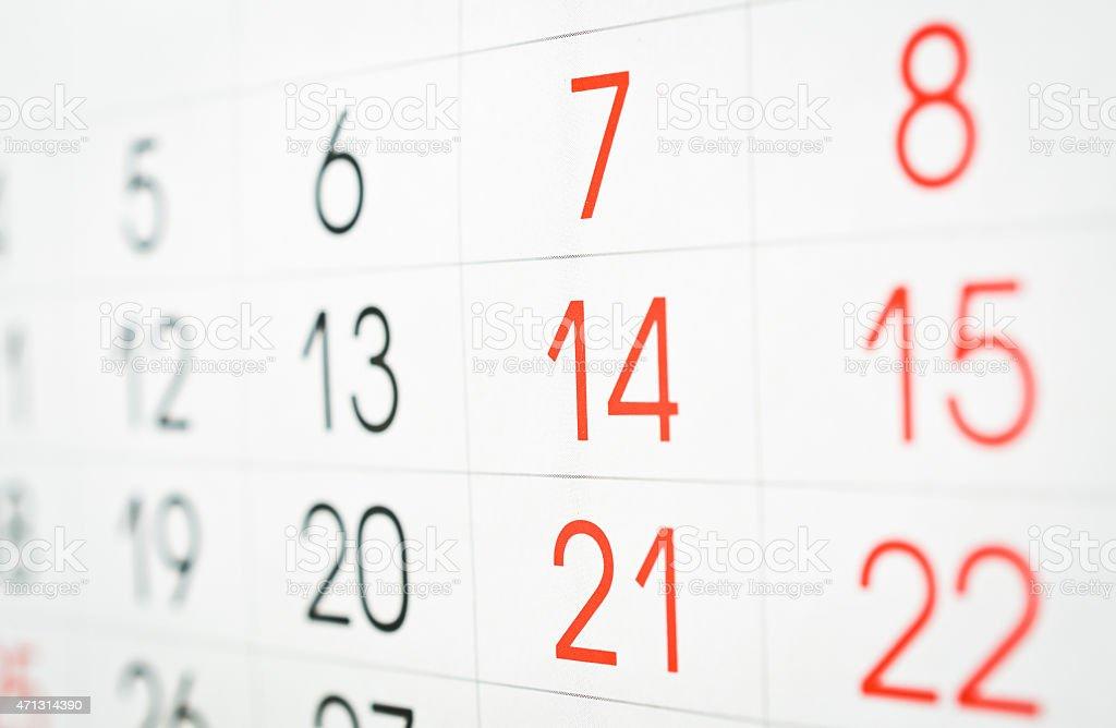 Apri Il Calendario.Apri Calendario Fotografie Stock E Altre Immagini Di 2015