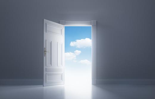 開かれた扉|アインの集客マーケティングブログ