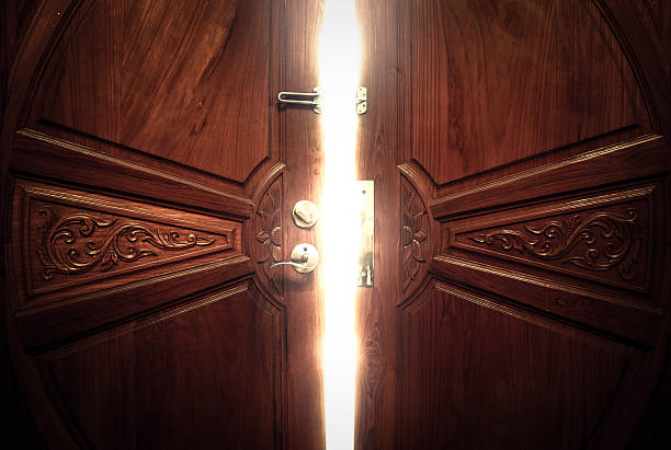 open door light vintage open door light vintage fully unbuttoned stock pictures, royalty-free photos & images