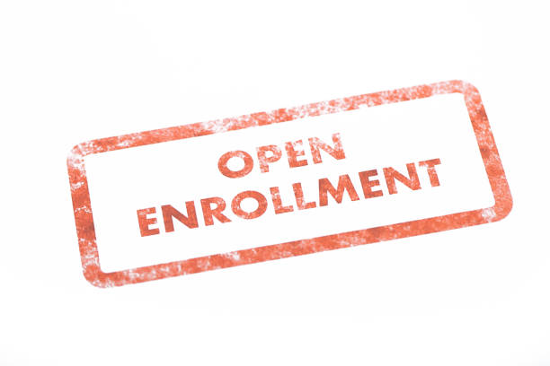 open enrollment - open enrollment stock photos and pictures