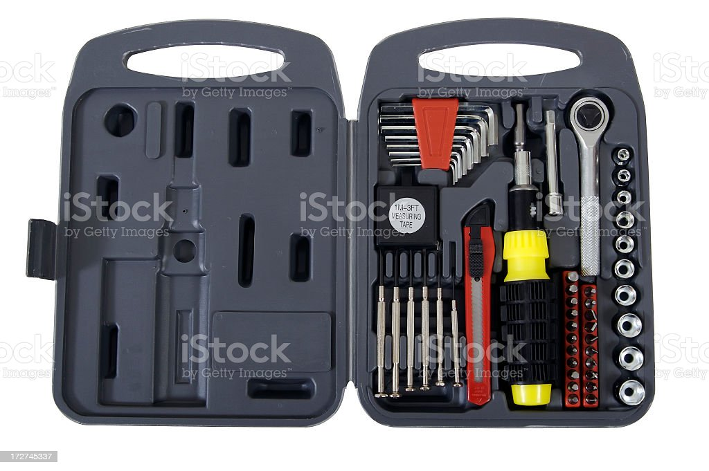 Open Generic Toolkit royalty-free stock photo