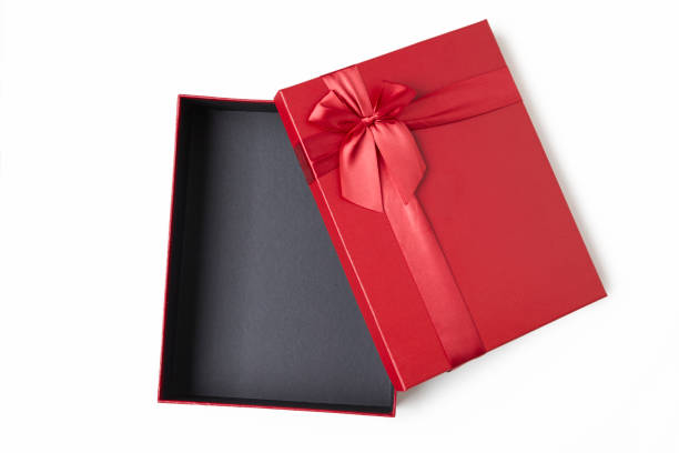 Open Gift Box Gift, Opening, Open, Gift Box, Box - Container,Red gift box stock pictures, royalty-free photos & images