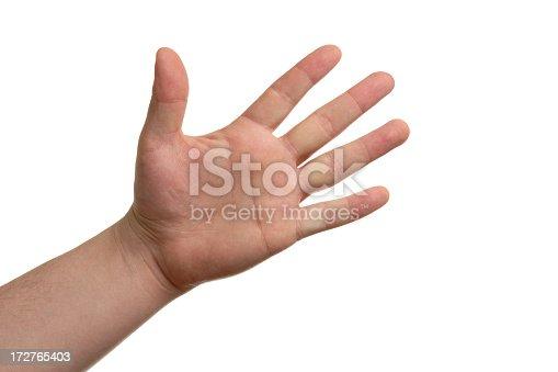 istock Open Hand 172765403