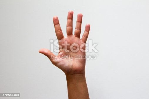 istock Open Hand 478547409