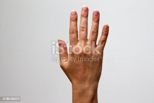 istock Open Hand 478548023
