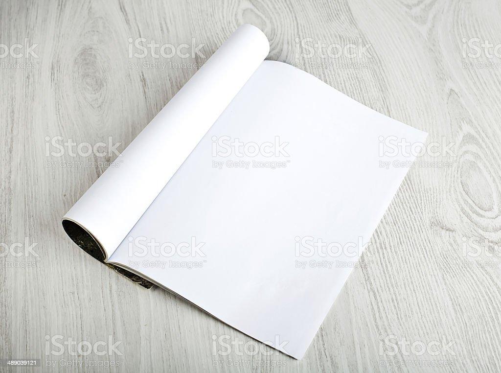 фото с пустыми листами подводились общешкольные