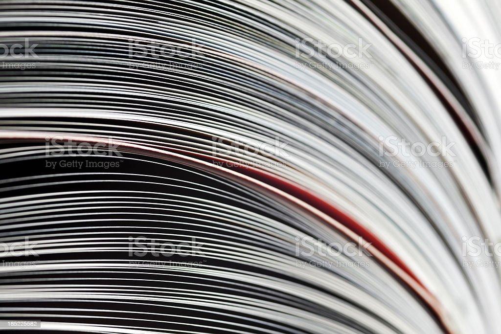 Offene Zeitschriften – Foto