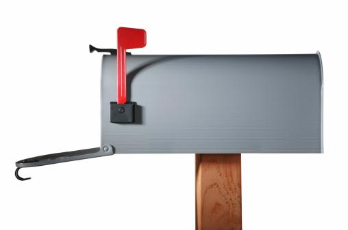 offene briefkasten stockfoto und mehr bilder von bekommen. Black Bedroom Furniture Sets. Home Design Ideas