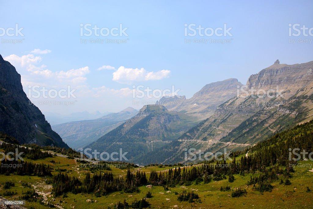 Open Mountians stock photo